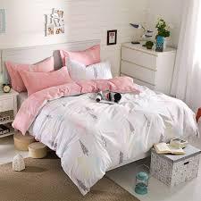 Splendid Teen Bedding Design Ideas Amusing Come With White Wooden