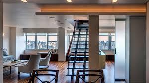 100 Manhattan Duplex Postwar Duplex Gets A Modern Makeover Stunning