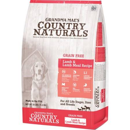 Grandma Mae's Country Naturals Puppy Food - 15lbs