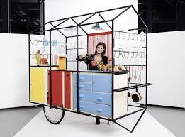 triporteur cuisine gain d espace ils ont dessiné une cuisine mobile dessiner