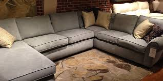 Flexsteel Vail Sofa Leather by Williams And Kay Hartley 2