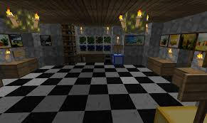 Stunning Minecraft Kitchen Decorations for Your House Kitchen