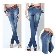 2015 New Fashion Latest Jeans For Girls Ds120115 Buy