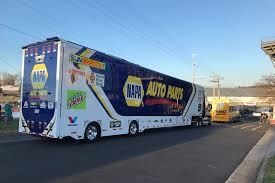100 26 Truck Martinsville Speedway Hauler Parade Set For Return On Friday