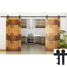 2018 Straight Design Antique Black Wooden Double Sliding Barn ... Heavy Duty Sliding Door Hdware Track Cabinet Room Click Here For Higher Quality Full Size Image Vintage Strap Aspen Flat Kit Bndoorhdwarecom Best 25 Bypass Barn Door Hdware Ideas On Pinterest Barn Doors Ideas Industrial Heavyduty Floor Mount Stay Roller Floors Modern Sliding Krown Lab Canada Jack Jade Box Rail 600 Lb Closet Good Looking Winsoon 516ft Double Heavyduty Star Black Rolling Kitidhp3000