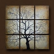 Multiple Canvas Painting Ideas 25 Beautiful Paintings Three Funny