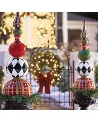 Christmas Tree Recycling Carmel Valley San Diego by 100 Grandin Road Christmas Tree Skirt Here Comes Santa