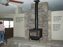 wood stove with step down hearth images