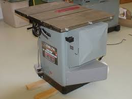 Cabinet Table Saw Mobile Base by Unisaw Upgrade Underway W Pics