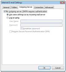 Oit Help Desk Fau by Setting Up Outlook To Download Owl Mail Florida Atlantic University