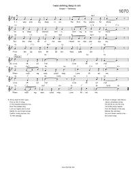 Sinking Deep Piano Easy by Hymn I Was Sinking Deep In Sin