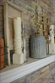 living room mantle over fireplace decorative pieces for