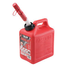 Gas Lamp Des Moines Capacity by No Spill 1 1 4 Gallon Cas Can 1415 Gas Cans Ace Hardware