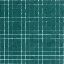 lyric unglazed porcelain rectified edge mosaic tile in hemlock