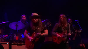 Tedeschi Trucks Band With Marcus King - For My Friend October 10 ...