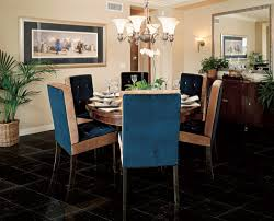 Black Galaxy Granite Classic 12 X Polished Floor Tile