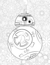 These Star Wars Printable Coloring Pages Are The Obi Wans You Ll