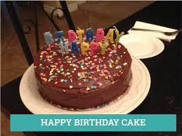 Food Storage Happy Birthday Cake Recipe