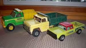 100 Structo Toy Truck 3 Vintage Tonka Nylint Lot Old Vintage Pressed Steel