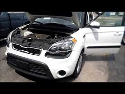 how to replace a kia soul l bulb