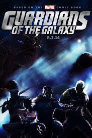 Guardians Of The Galaxy Fanmade Poster By DComp