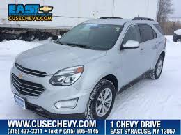 2017 Chevrolet Equinox Vehicle Photo In East Syracuse NY 13057