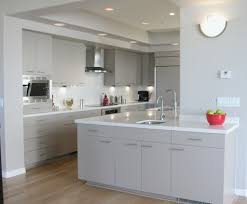White Painting Laminate Cabinets — Derektime Design How to