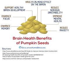 Unsalted Pumpkin Seeds Benefits by Brain Health Benefits Of Pumpkin Seeds Http Www