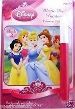 Disney Princess Magic Pen And Painting Book 2 Coloring Activity