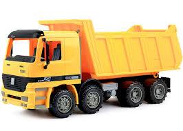 100 Dump Trucks Videos Amazoncom Click N Play Friction Powered Jumbo Truck