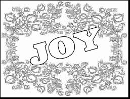 Great Joy Bible Coloring Pages With Fruit Of The Spirit And Kjv