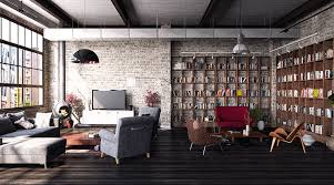 Industrial Interior Design Inspiring Tips for Industrial Style Decor