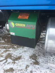 100 Apu Units For Trucks I Have A Green Auxilliary Power Unit For Sale We Just Bought This