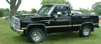 1986 Chevy Silverado K-10 4x4 SWB | Classic Parts Talk