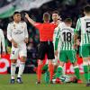 Trực tiếp bóng đá Real Betis - Real Madrid: Nuối tiếc phút bù giờ ...