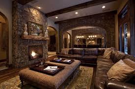 Vintage Modern Rustic Living Room Pertaining To Furniture Ideas