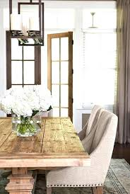 Dining Room French Doors Restoration Hardware Table Gorgeous