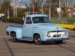 File:1955 Ford F100 Pic2.JPG - Wikimedia Commons Future Of The American Pickup Truck Pin Ni Classic Trucks Sa Pinterest 195355 Ford F100 Outside Sunvisor Steel With Brackets Trim 5355 55 Ford F100 Steven Bloom 5 Total Cost Involved Ford 317px Image 6 My Project Page 9 Enthusiasts Forums 1955 On Racing Vn815 Wheel Deals Car Shows Trucks And 20 Inch Rims Truckin Magazine 53 1987 Cme 1997 Northeast Geotech For Sale Classiccarscom Cc1044073