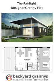 100 3 Bedroom Granny Flat This Spacious 2 Bedroom Granny Flat Design Features A Raked Ceiling