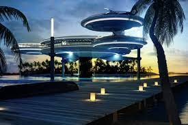 104 The Water Discus Underwater Hotel Dubai Reflect House