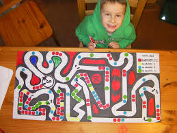 Homemade Board Game Ideas Kids Home Decorating
