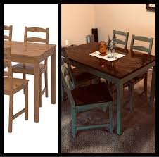 More Of A Facelift Than A Hack. JOKKMOKK Dining Set. Paint ... Jacobean Style Ding Table And Six Chairs Set Of 8 Oak Lp1722 English Large Ref No 03869c Regent Antiques Jacoelizabethan Era 1900s Oak Ding Table With Leaf Antique Room Tables Awesome Pin On Fniture Tonawanda Woodworks Circa 1920s 6 Chairs Angelus Mfg Co Indoor Chair Elizabethan Pottery Details About Sideboard Sver Buffet Kitchen Hand Crafted Reclaimed Wood Farmhouse With Beautiful