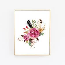 Shabby Chic Wall Art Printable Prints Dorm