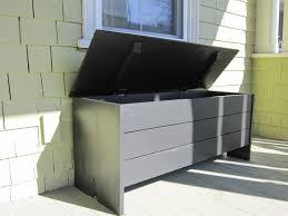 Plastic Garden Storage Bench Seat by Garden Storage Bench Waterproof Bench Decoration