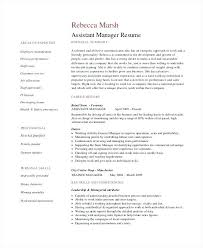 General Manager Resume Sample Restaurant