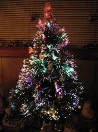 Fiber Optic Christmas Tree Target by Decorating Breathtaking Fiber Optic Christmas Tree With Sparkling