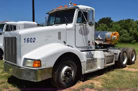 1999 Peterbilt 377 Semi Truck | Item K6128 | SOLD! August 18...