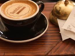 Good Morning Mock Up IPad And Latte Art