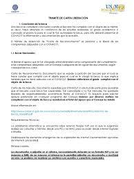 Tramite De Carta Liberación Beca Conacyt