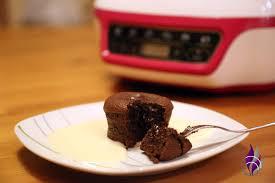 Kuchen Mit Flã Ssigem Kern Schokokuchen Mit Flüssigem Kern In Der Cake Factory